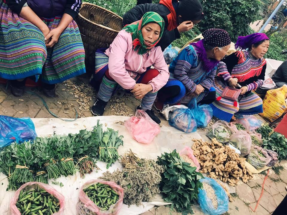 Chợ Bắc Hà