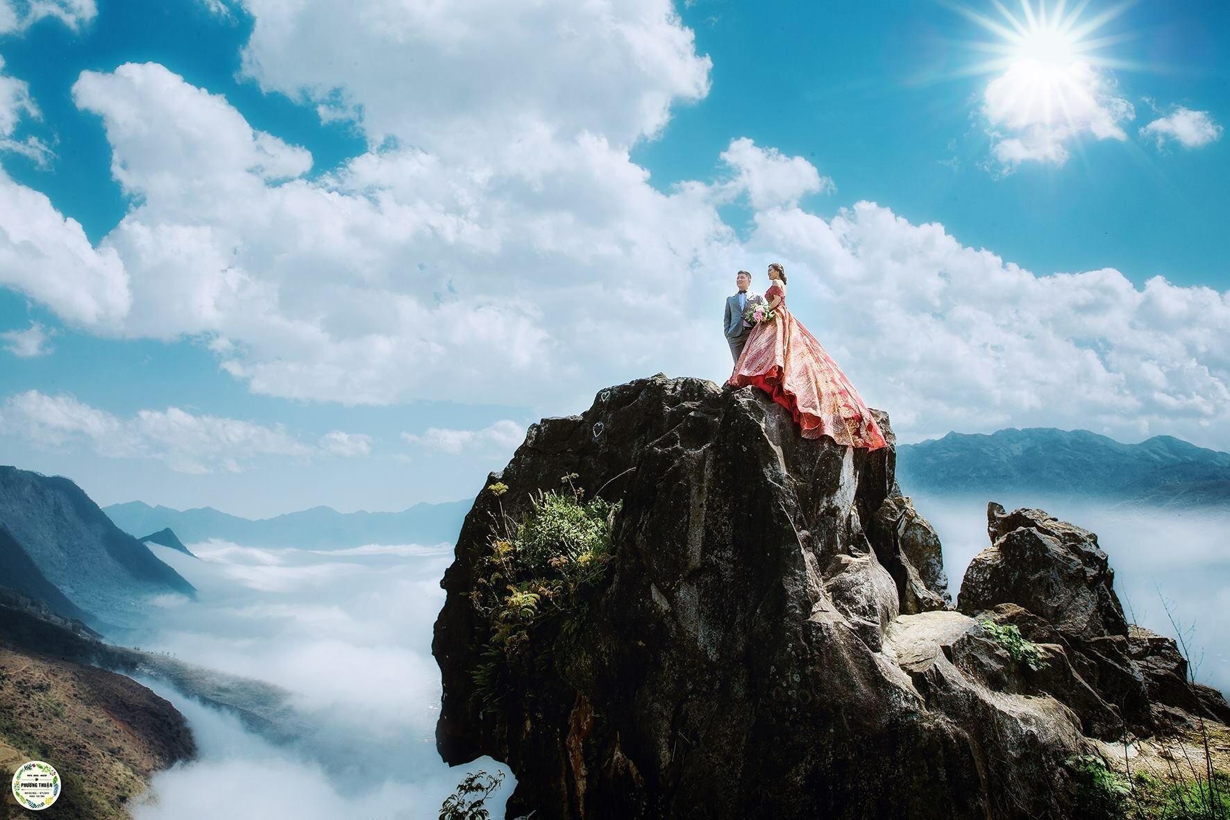 chụp ảnh cưới ở Sapa