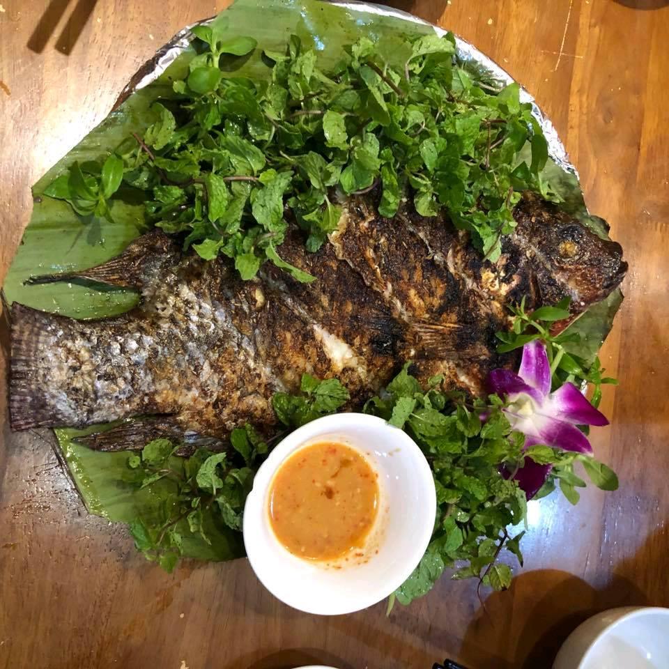 Đặc sản cá nướng Sapa