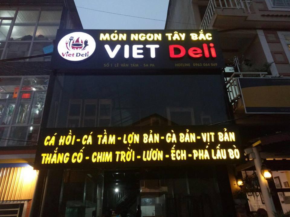 Nha Hang Viet Deli Sapa