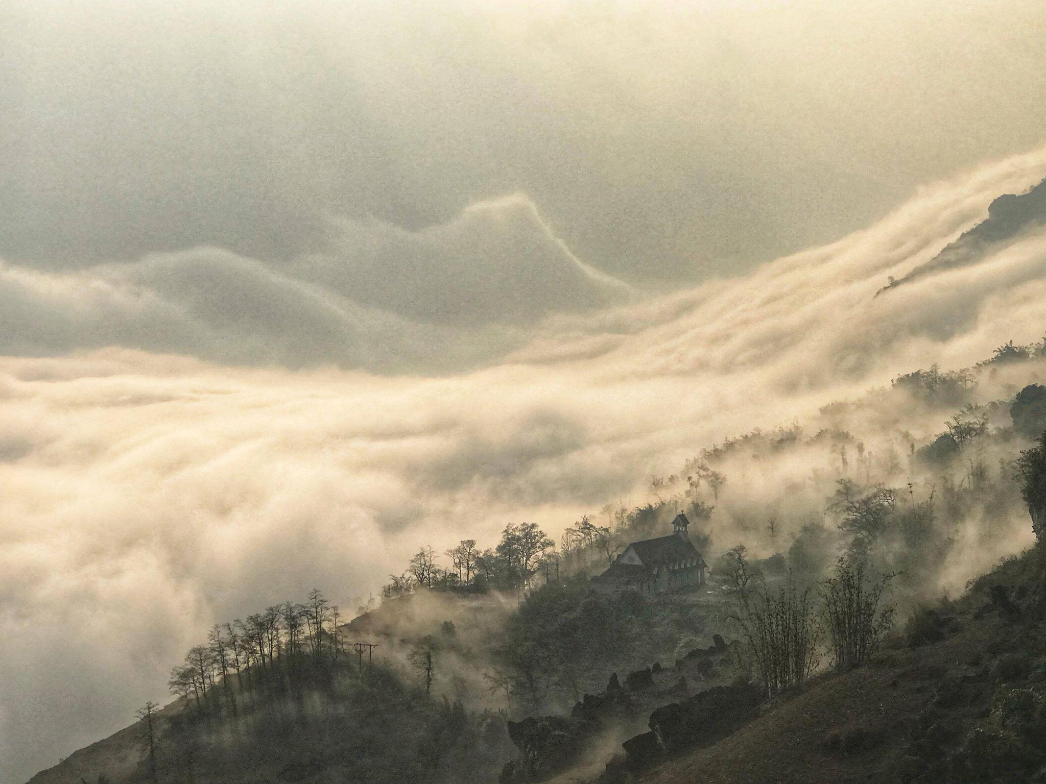 Săn mây ở Sapa