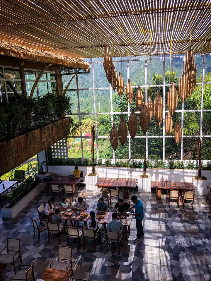 Cafe View đẹp ở Sapa