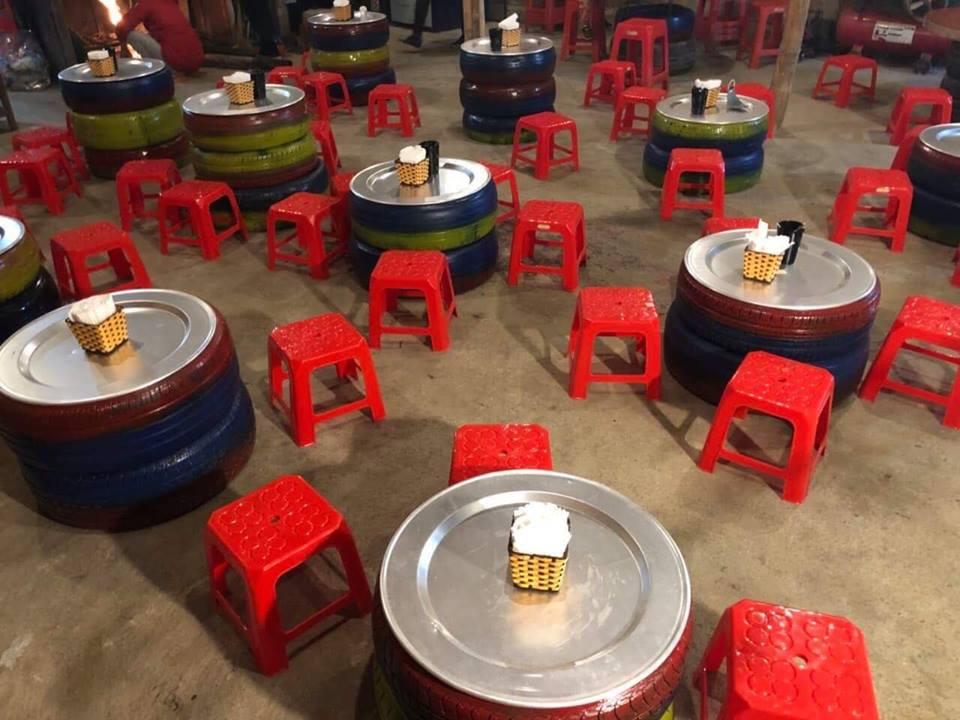 Do Nuong Hoang Lien