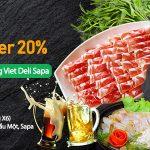 nhà hàng Viet Deli Sapa