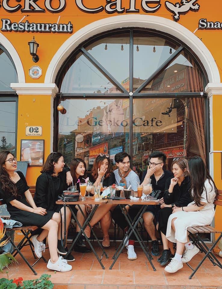 quán cafe có view đẹp ở thị trấn Sapa