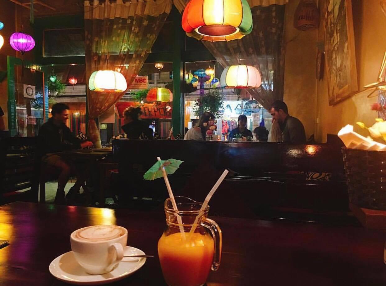 Quán cafe view đẹp ở thị trấn Sapa