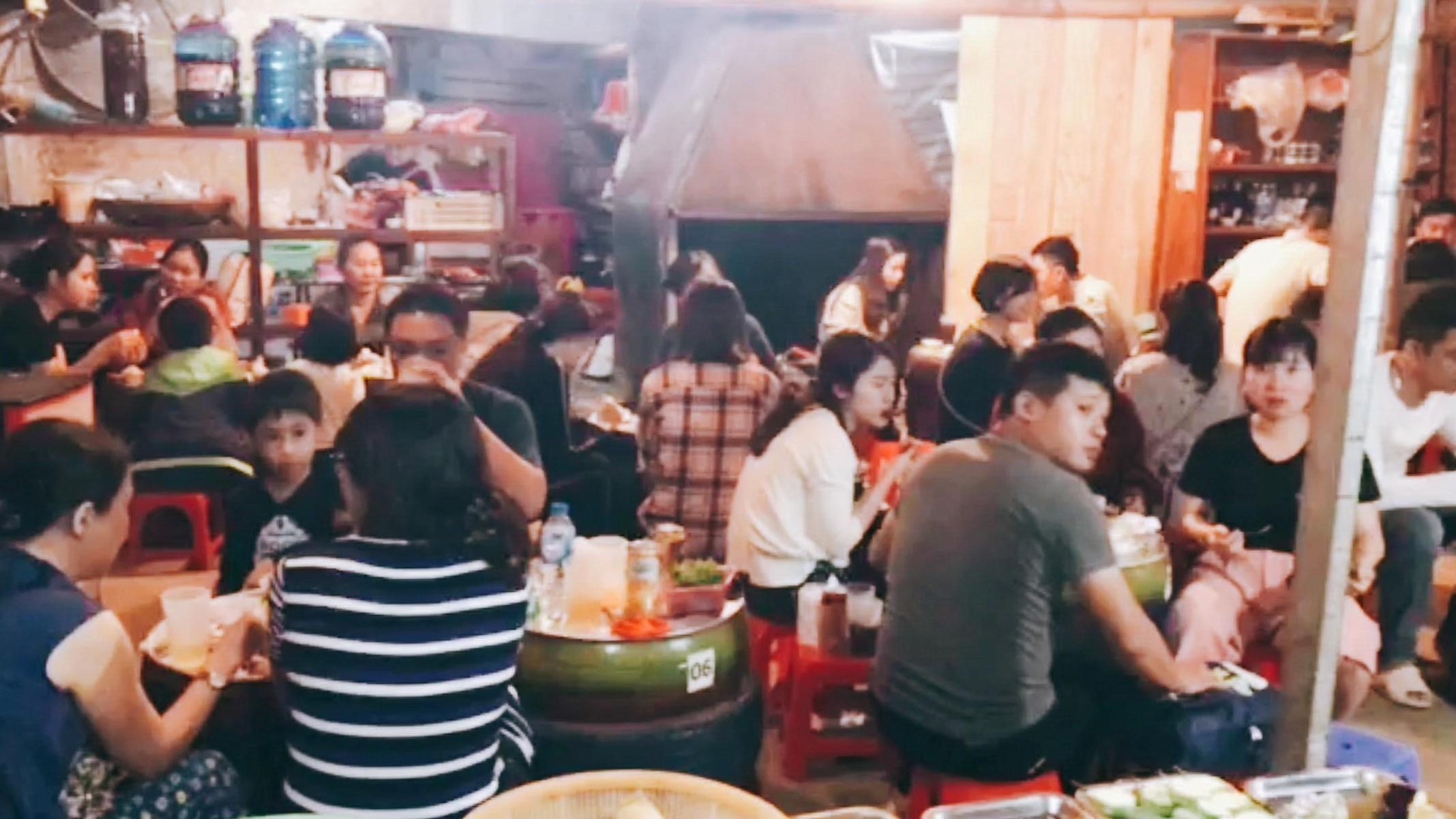Quan Nuong 04 Hoang Lien Sapa