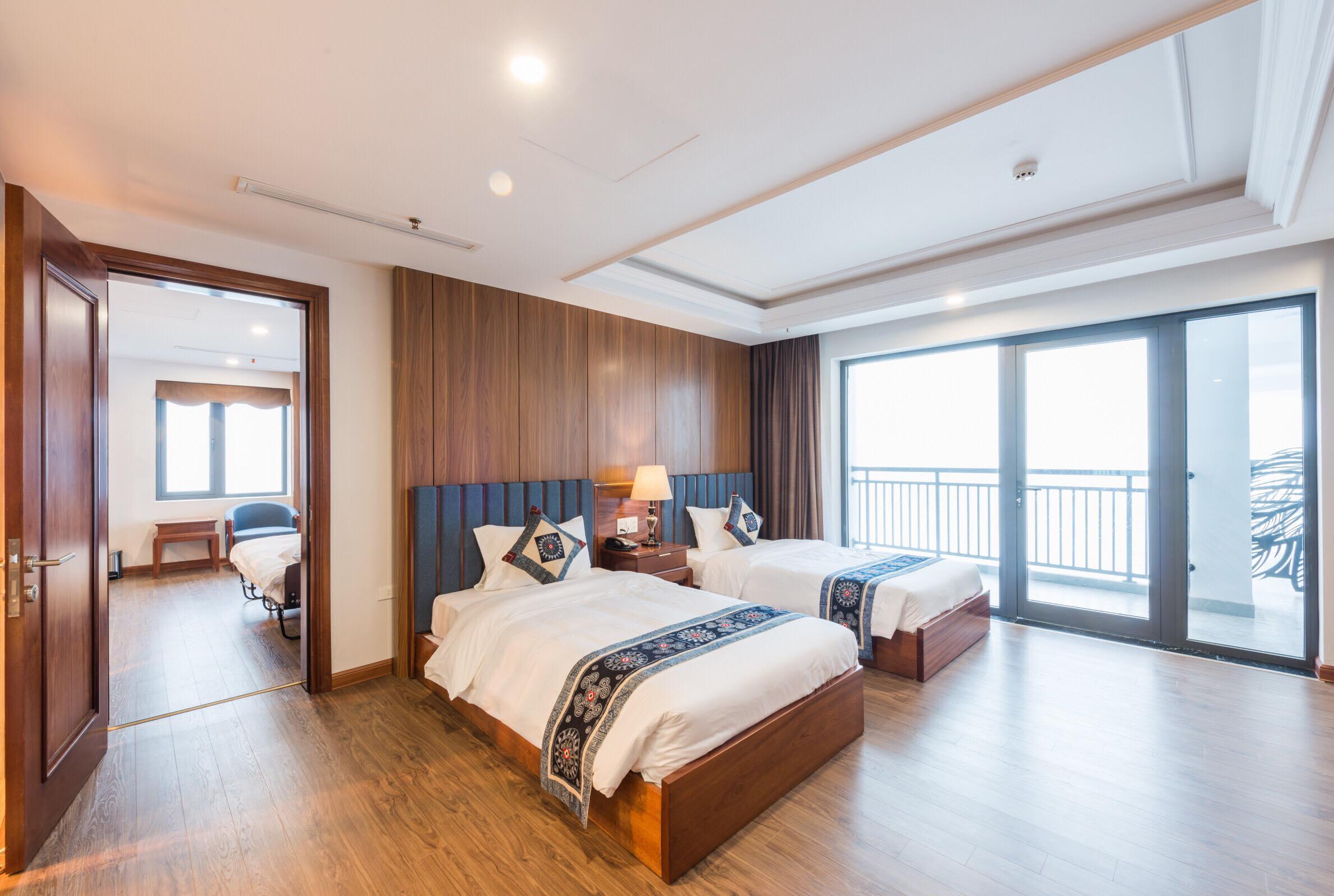 Phong Conecting Bamboo Sapa Hotel (2)