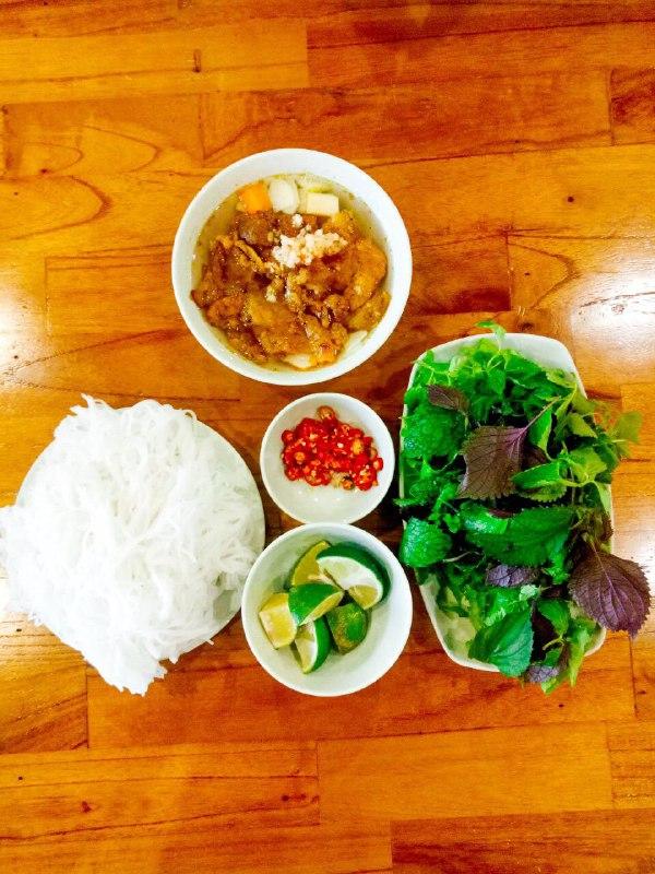 đồ ăn Sáng ở Sapa (2)