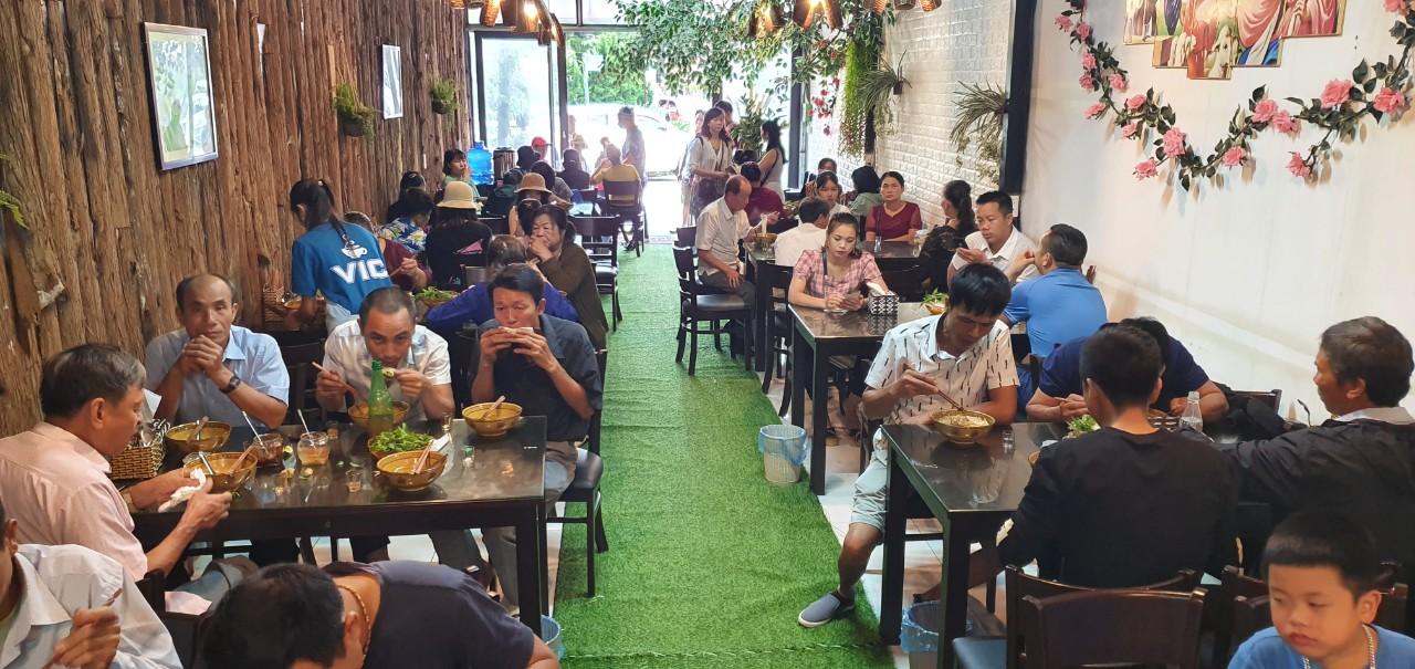 Quán ăn Sáng Sapa Bún Bò Huế