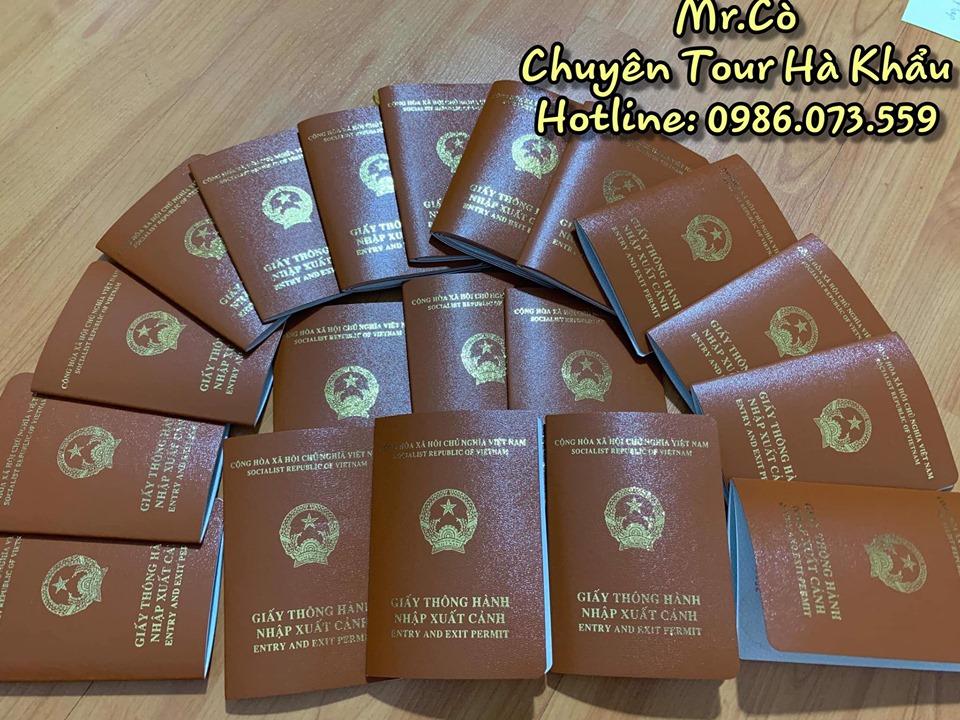 Tour Hà Khẩu Trung Quốc (1)