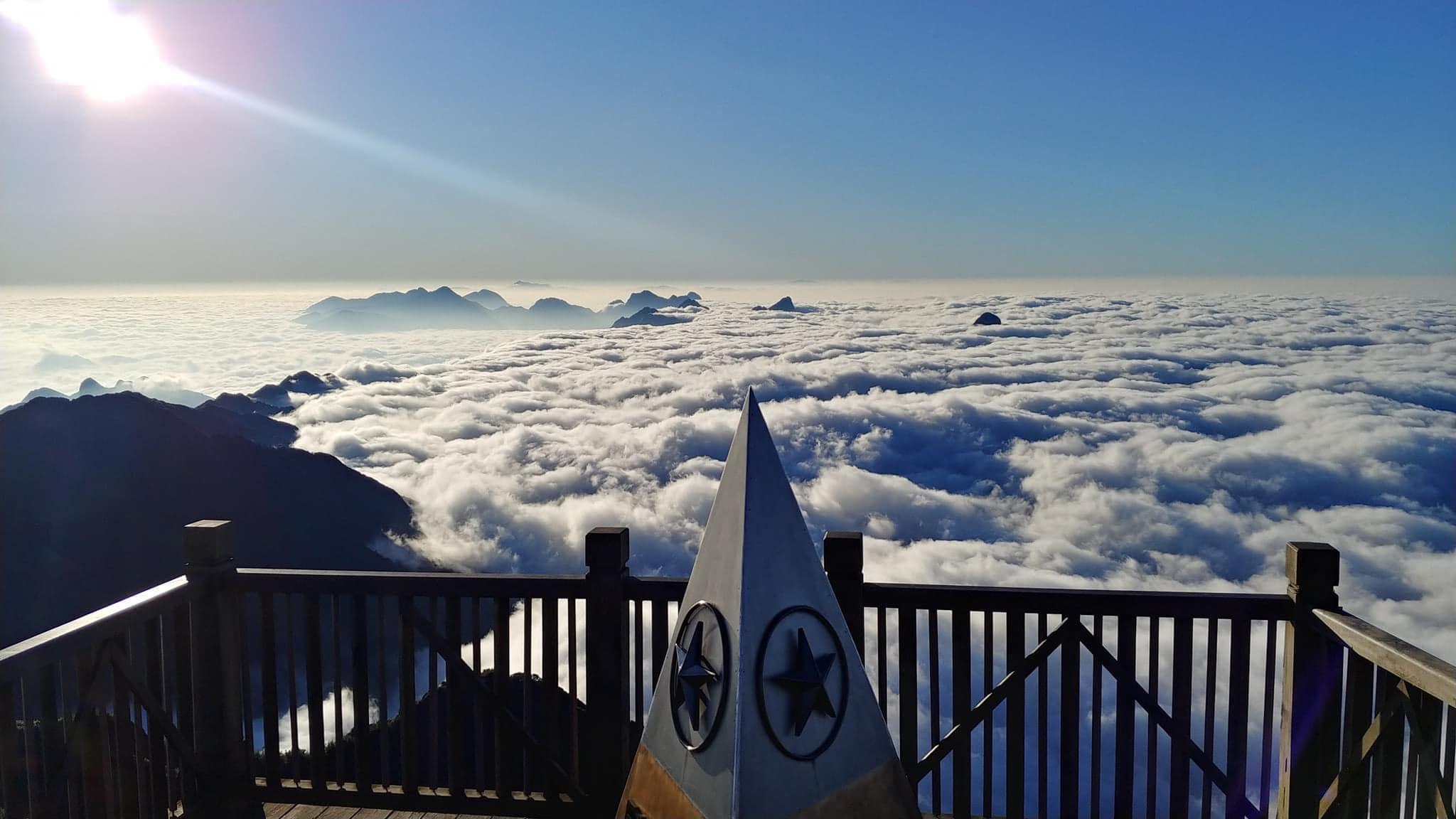 Kinh nghiệm du lịch Sapa tháng 10 - Mùa săn mây bắt đầu