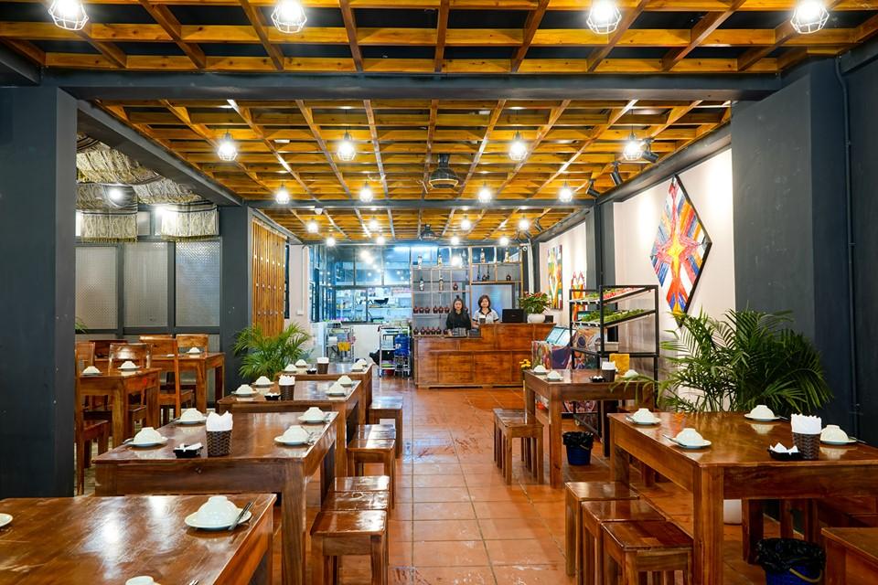 Nhà hàng ăn ngon ở Sapa