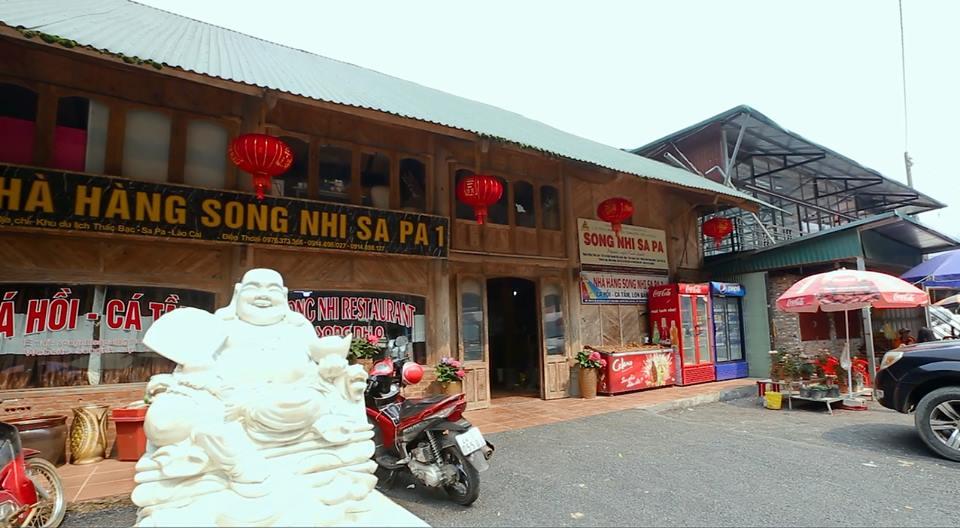 Nhà hàng cá hổi Song Nhi Sapa