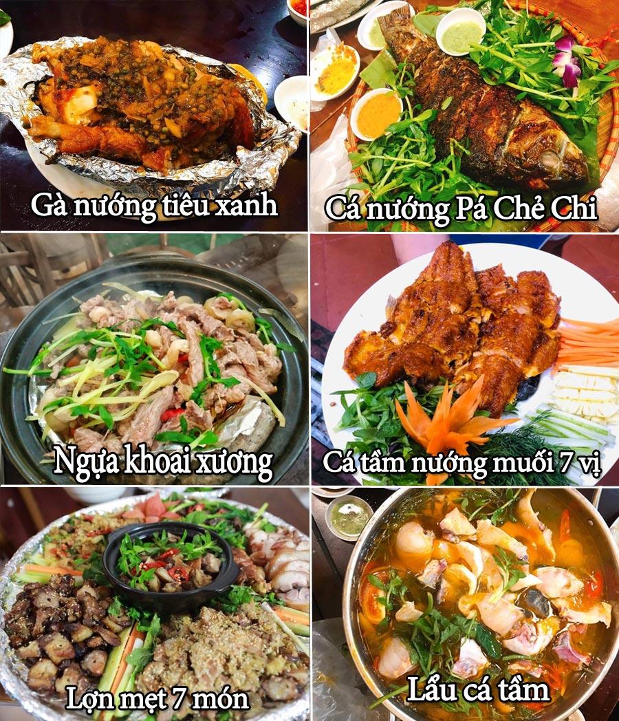Nhà hàng Hải Lâm Sapa