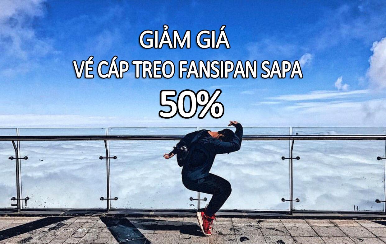 Giá vé cáp treo Fansipan